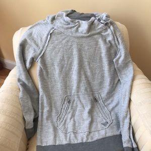 Roxy lightweight high neck hoodie. XL runs small